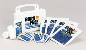 Burn Free Burn Care Kits