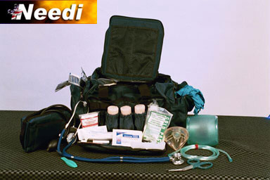 XL Stocked mega medic kits refill supplies/ 10 kits supplies